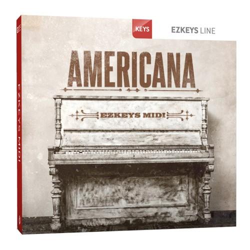 EZkeys MIDI Americana