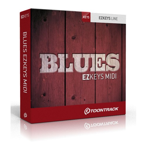 EZkeys Midi Blues