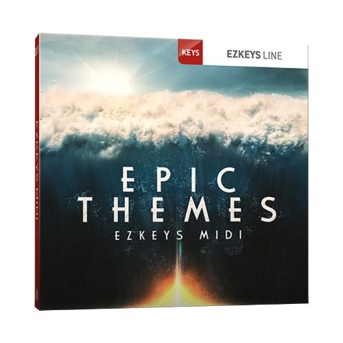 EZkeys MIDI Epic Themes