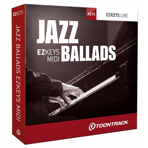 EZkeys MIDI Jazz Ballads