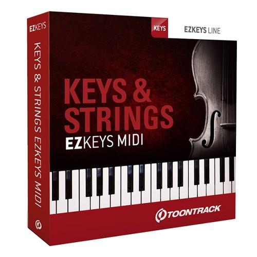 EZkeys Midi Keys & Strings