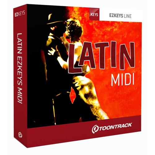 EZkeys Midi Latin
