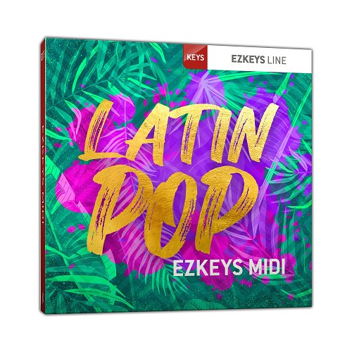 EZkeys MIDI Latin Pop