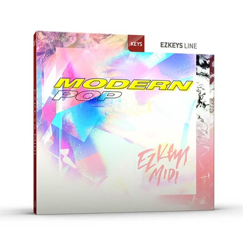 EZkeys MIDI Modern Pop