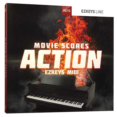 EZkeys MIDI Movie Scores - Action