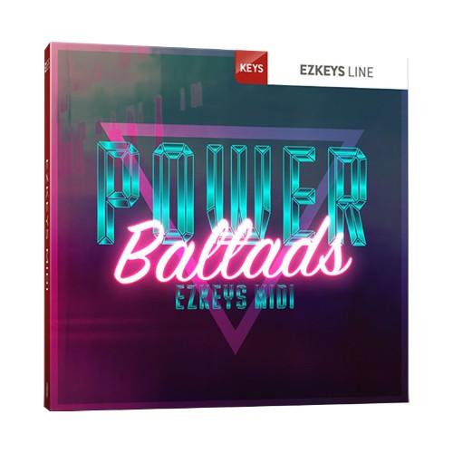 EZkeys MIDI Power Ballads