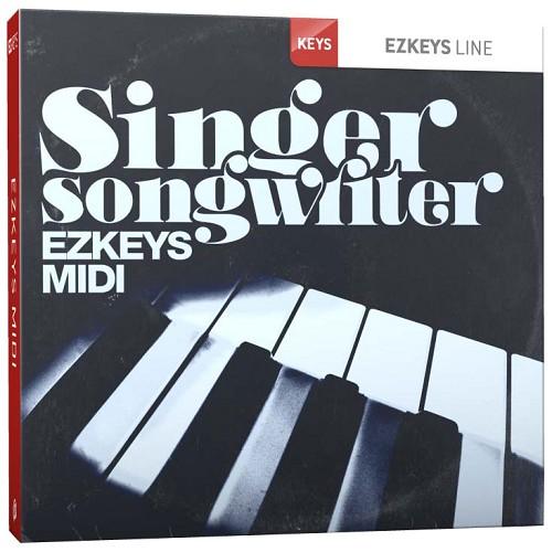 EZkeys MIDI Singer Songwriter