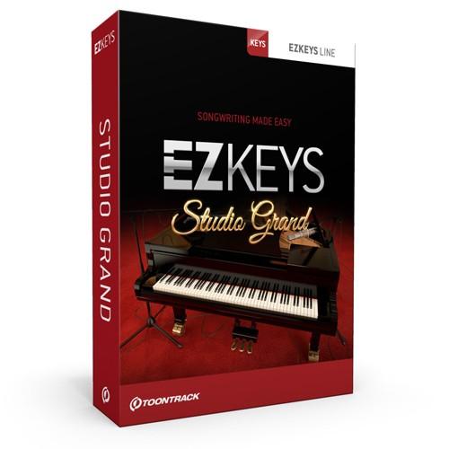 EZkeys Studio Grand