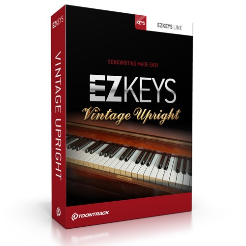 EZkeys Vintage Upright