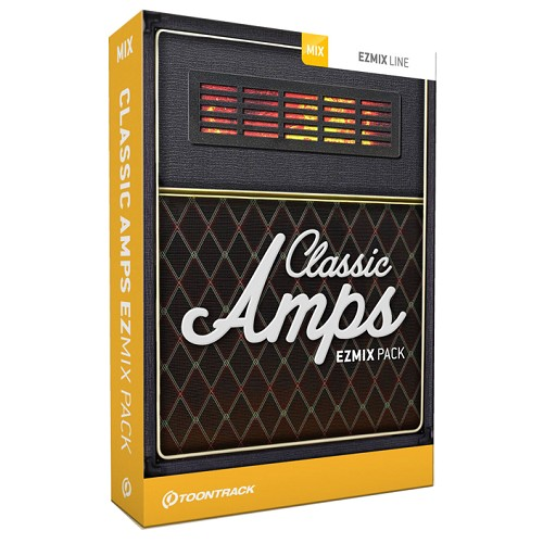 EZmix-Pack Classic Amps