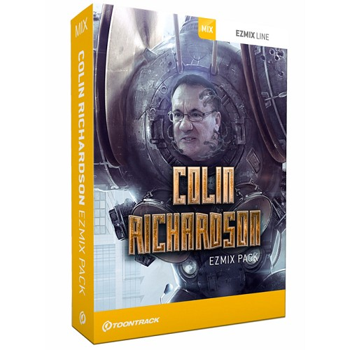 EZmix-Pack Colin Richardson