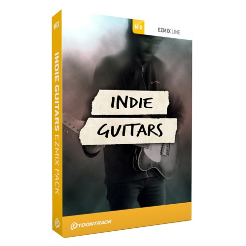 EZmix-Pack Indie Guitars