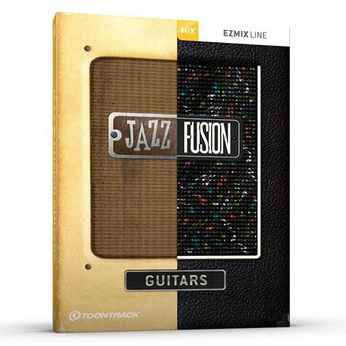 EZmix-Pack Jazz & Fusion Guitars