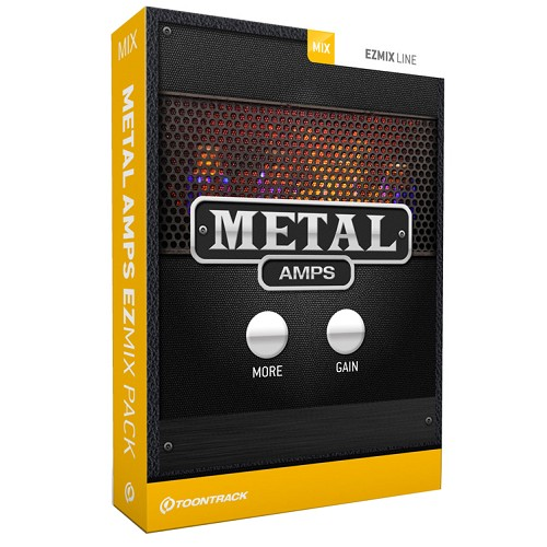 EZmix-Pack Metal Amps