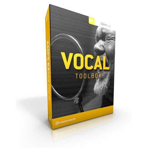 EZmix-Pack Vocal Toolbox