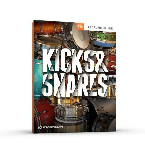 EZX Kicks & Snares