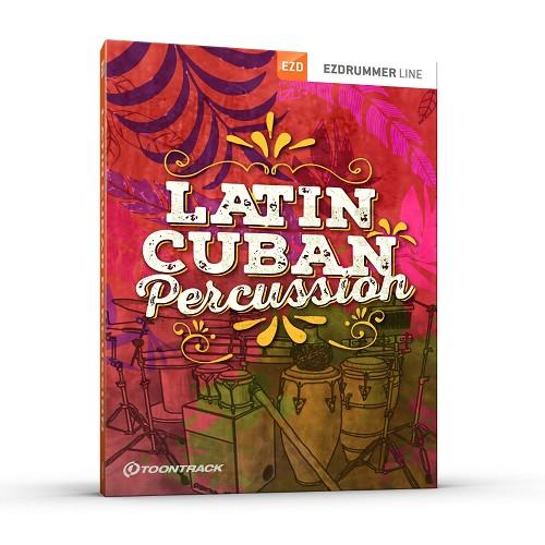 EZX Latin Cuban Percussion