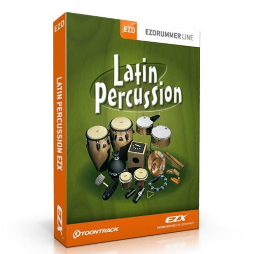 EZX Latin Percussion