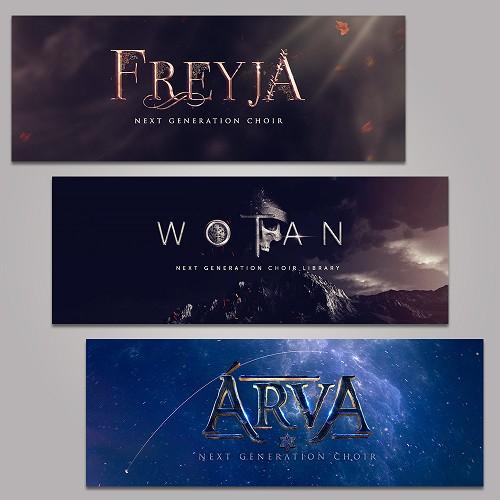 Freyja, Wotan & ARVA Bundle