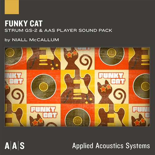 Funky Cat - Strum GS2 Sound Pack