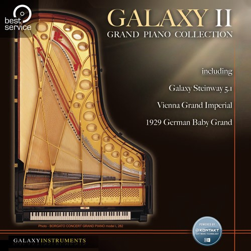 Galaxy II Pianos