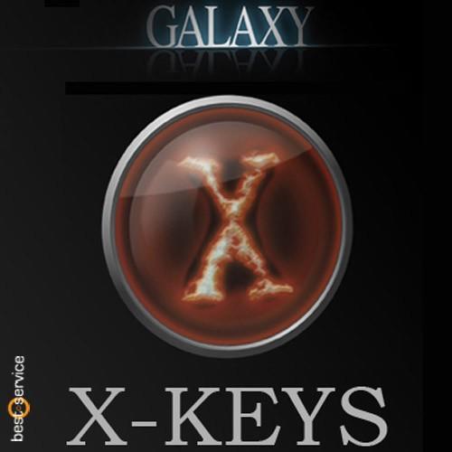 Galaxy X-Keys