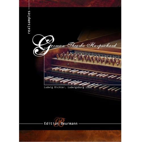 German Theorbo Harpsichord