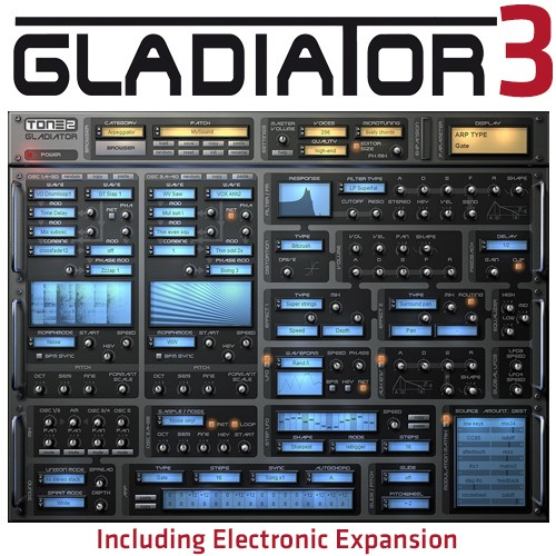 Gladiator 3 Expanded
