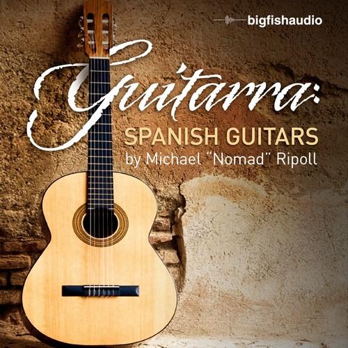 Guitarra: Spanish Guitar Loops