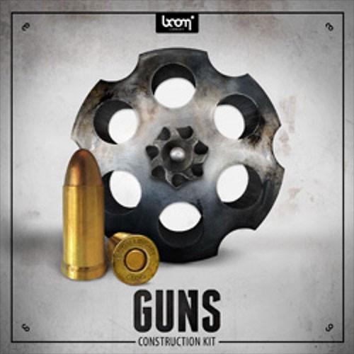 Guns - Construction Kit