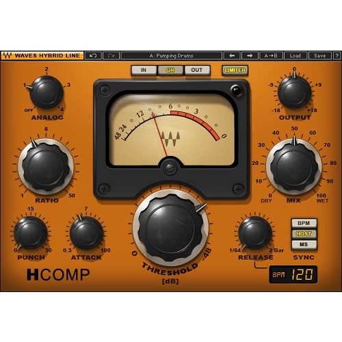 H-Comp Hybrid Compressor