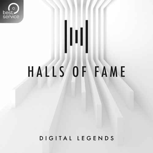 Halls of Fame 3 - Digital Legends