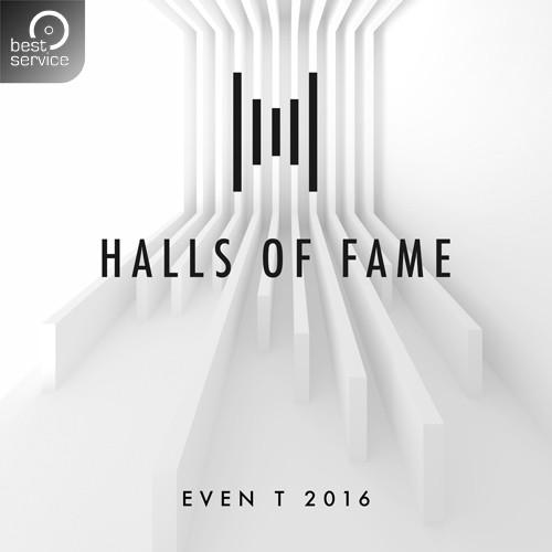 Halls of Fame 3 - EVEN T 2016