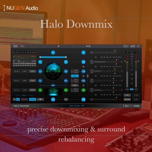 Halo Downmix