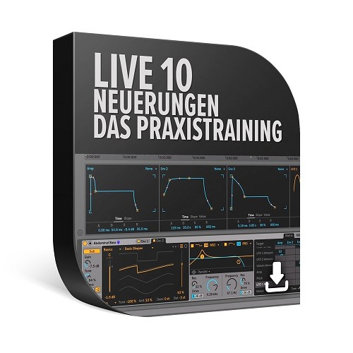 Hands On Ableton Live 10 - Praxistraining