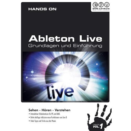 Hands on Ableton Live Vol.1