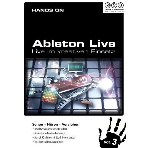 Hands on Ableton Live Vol.3