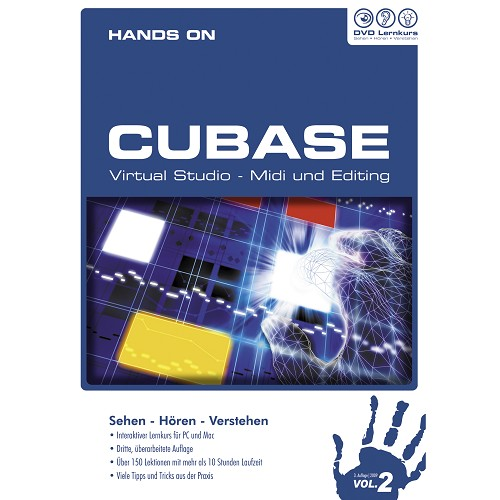 Hands on Cubase Vol.2