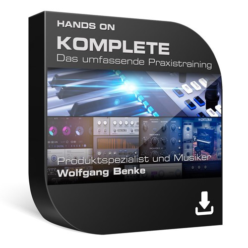 Hands On NI Komplete