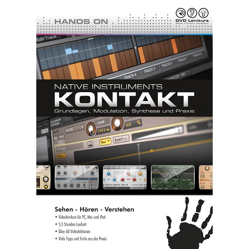 Hands on NI Kontakt