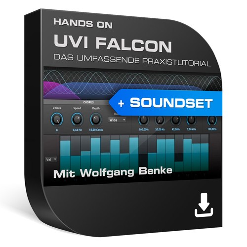 Hands On UVI Falcon