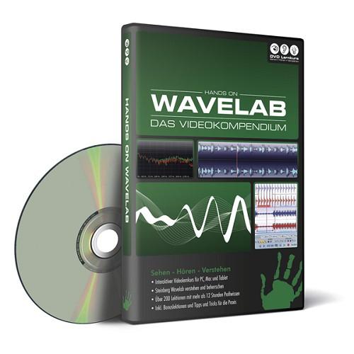 Hands On Wavelab - Das Videokompendium