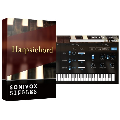 Harpsichord by SONiVOX