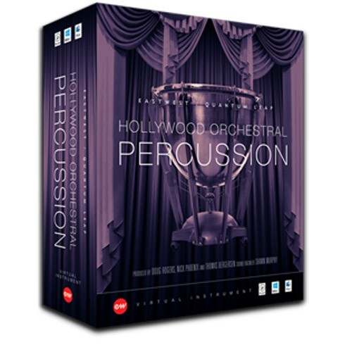 Hollywood Orchestral Percussion Diamond
