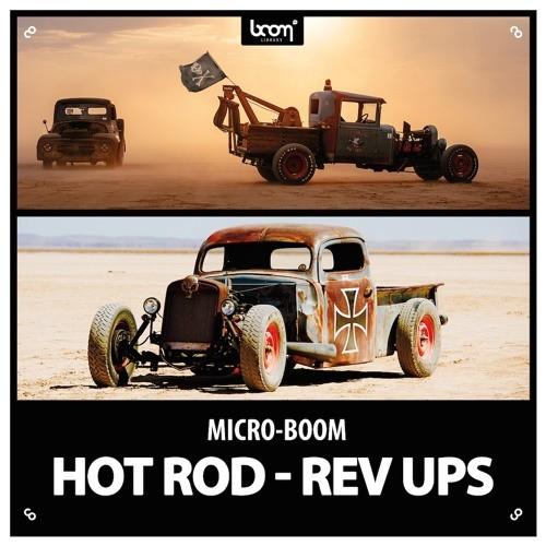 Hot Rod - Rev Ups