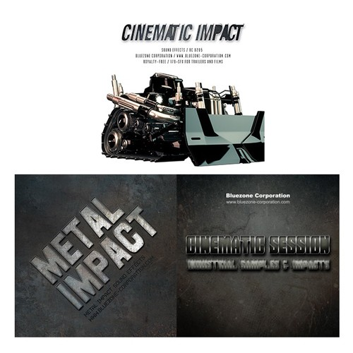 Impact Sound Effects Bundle