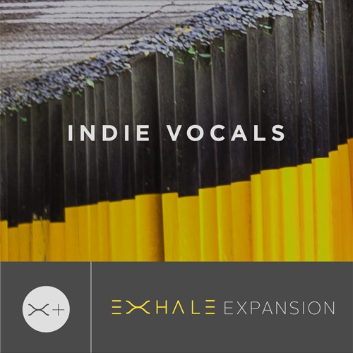Indie Vocals Expansion Pack for Exhale