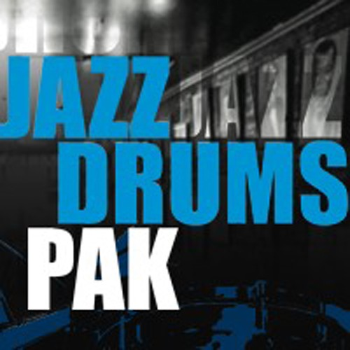 Jazz Drums Loop Pak