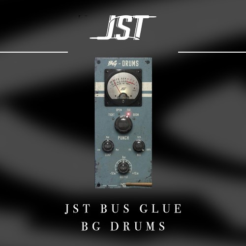 JST Bus Glue BG Drums