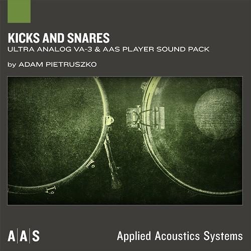 Kicks and Snares - VA-3 Sound Pack